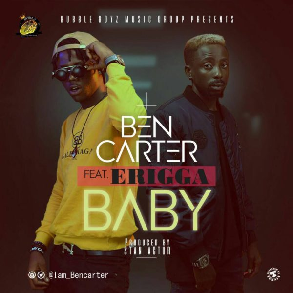 "Bencarter ft. Erigga  – ""Baby"" [New Song]-mp3made.com.ng"