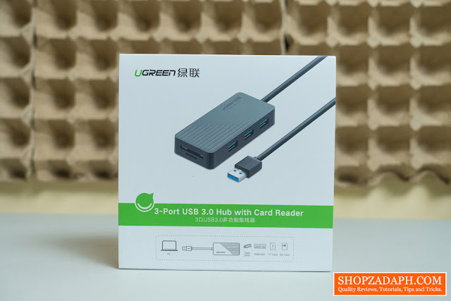 ugreen usb hub review
