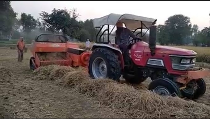 The machine received in charity has given a great relief to the farmers .