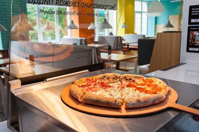 Ресторан «ДоДо Пицца» дарит подарки за покупки в бизнес-центре «Нагатинский»