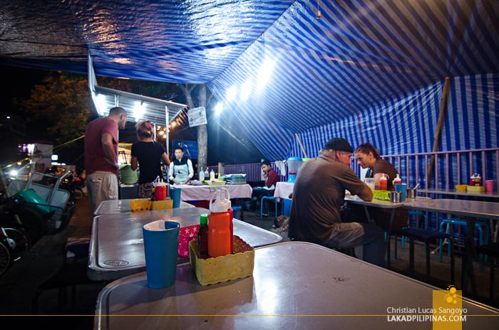 Chiang Mai Street Food Area