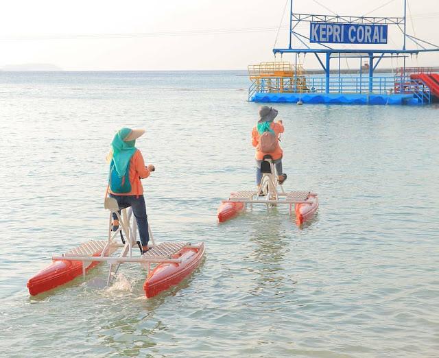 Enjoy Batam - Explore Batam Digital Kepri Coral Promotion Society