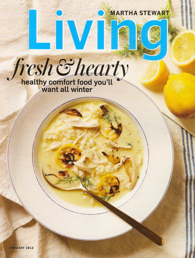 Martha Moments The Dining Room Office: MARTHA MOMENTS: The January Issue: Two Covers