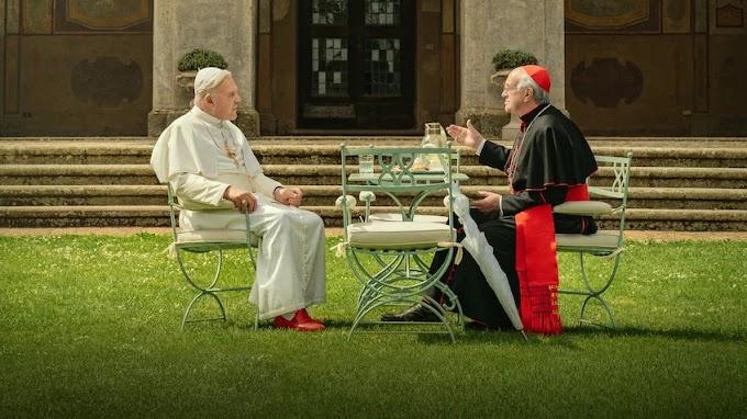 Los Dos Papas: la historia entre Benedicto XVI y Francisco llega a Netflix