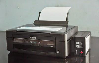 Resetter Epson L350 Printer Download