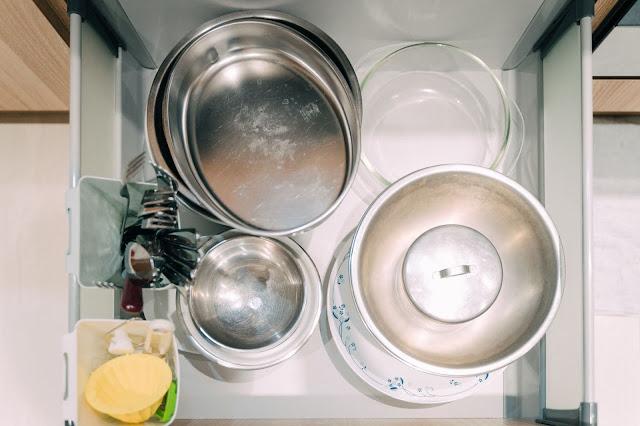 tosca三格盤架L 山崎Yamazaki 廚房收納