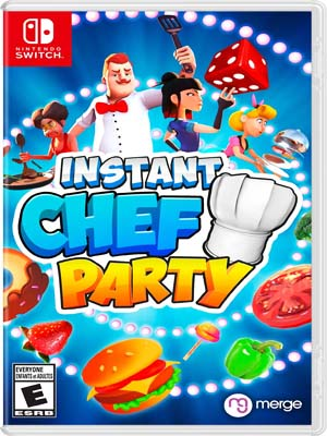INSTANT Chef Party Switch NSP XCI Download | EmulationSpot