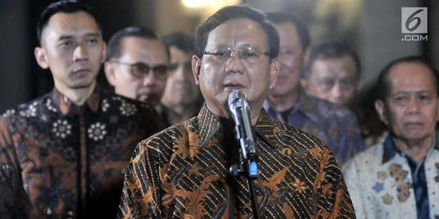 PDIP sindir Prabowo: Apa yang dibesarkan kalau semua dikerdilkan?