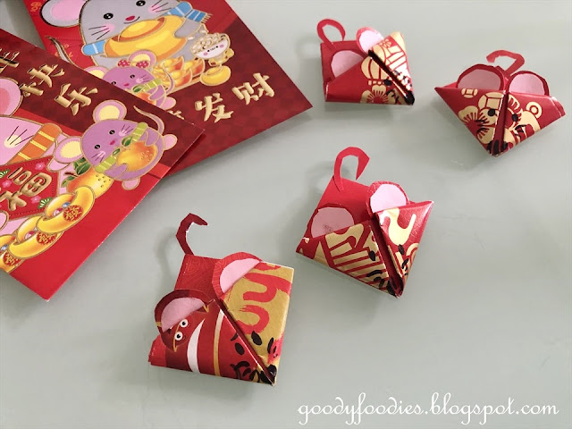 Year of the Rat CNY Crafts