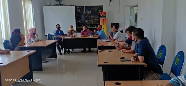 Puluhan Masyarakat Desa Gradak DPMD Kabupaten Muba Lantaran Diduga BLT DD Desa Piase, Di Sunat Oknum Kades