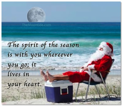 Christmas In Florida Images.Florida Vacations A Florida White Christmas At Moontide