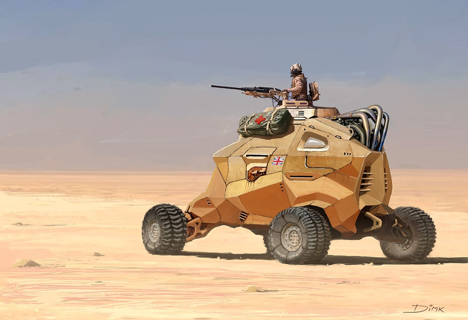 Bronco Cars Wallpaper Dmitry Kolomeets British Army Vehicle And Some Sketches