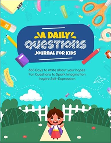 A Daily questions Journal for Kids review