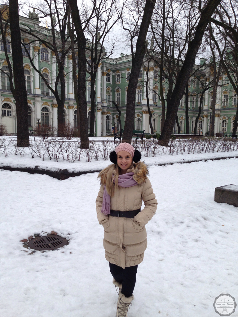 look inverno na russia neve