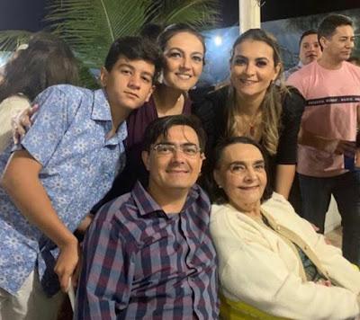 João Felipe Marinheiro completa nova idade nesta segunda (13)
