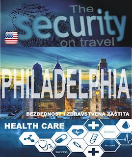 Filadelfija, Pensilvanija, SAD – Bezbednost i zdravstvena zaštita