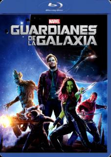 Guardines de la Galaxia (2014) DVDRip Latino