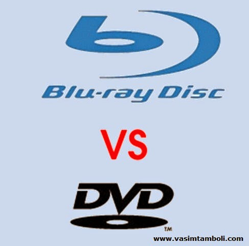 Difference between Blu-ray Disc and Regular DVD