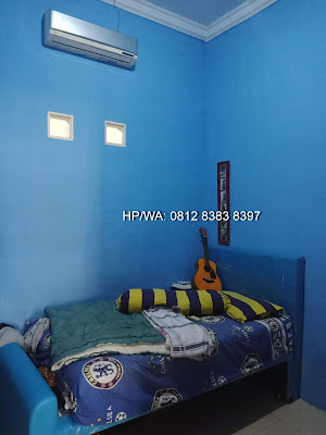 Kamar tidur Rumah murah minimalis 620 Juta Di Komplek TPI Ring Road Medan Sumatera Utara