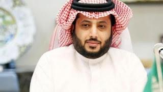ردة فعل تركي آل شيخ بعد خسارة المنتخب السعودي في اول مباراة كاس العالم