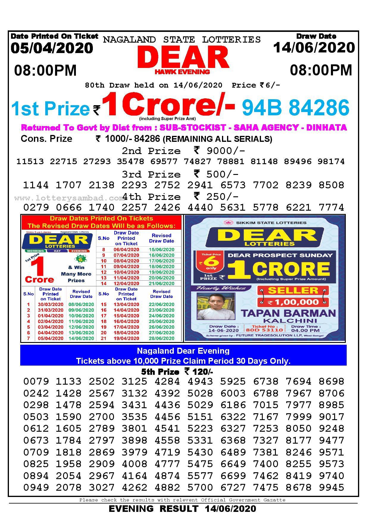 Lotto 04.07 20