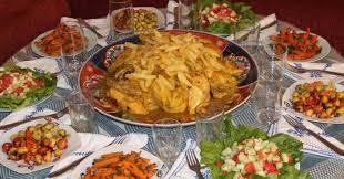 اطباق مغربية