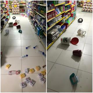 Novo terremoto atinge Jequié, Amargosa, Brejões e Elísio Medrado