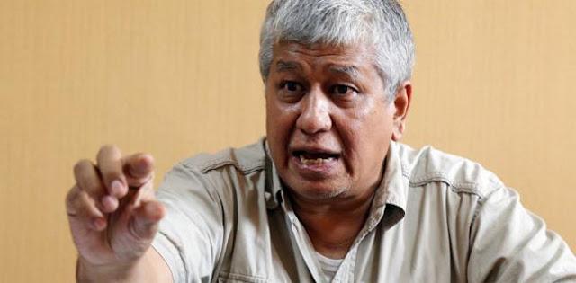 Direktur CERI: Apakah Ada Bukti Almarhum Mara Salem Harahap Pemakai Narkoba?