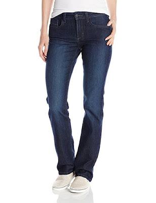 NYDJ Marilyn Straight Jeans $57 (reg $114)