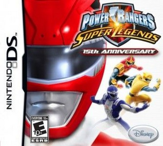 Rom Power Rangers Super Legends NDS