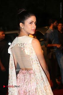 Actress Lavanya Tripati Stills in Beautiful Dress at Gemini TV Puraskaralu 2016 Event  0071.JPG