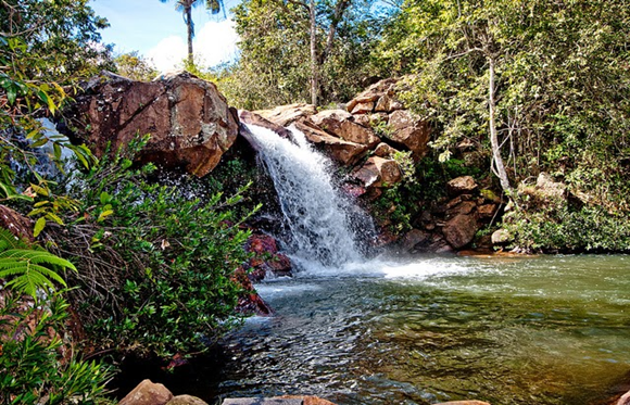 Cachoeira de Saia Velha
