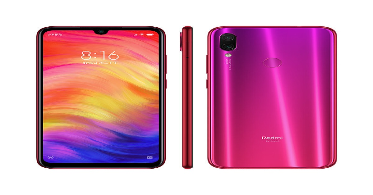 Xiaomi Redmi Note 7 Price and Specifications ~ PC Smartphone Repair
