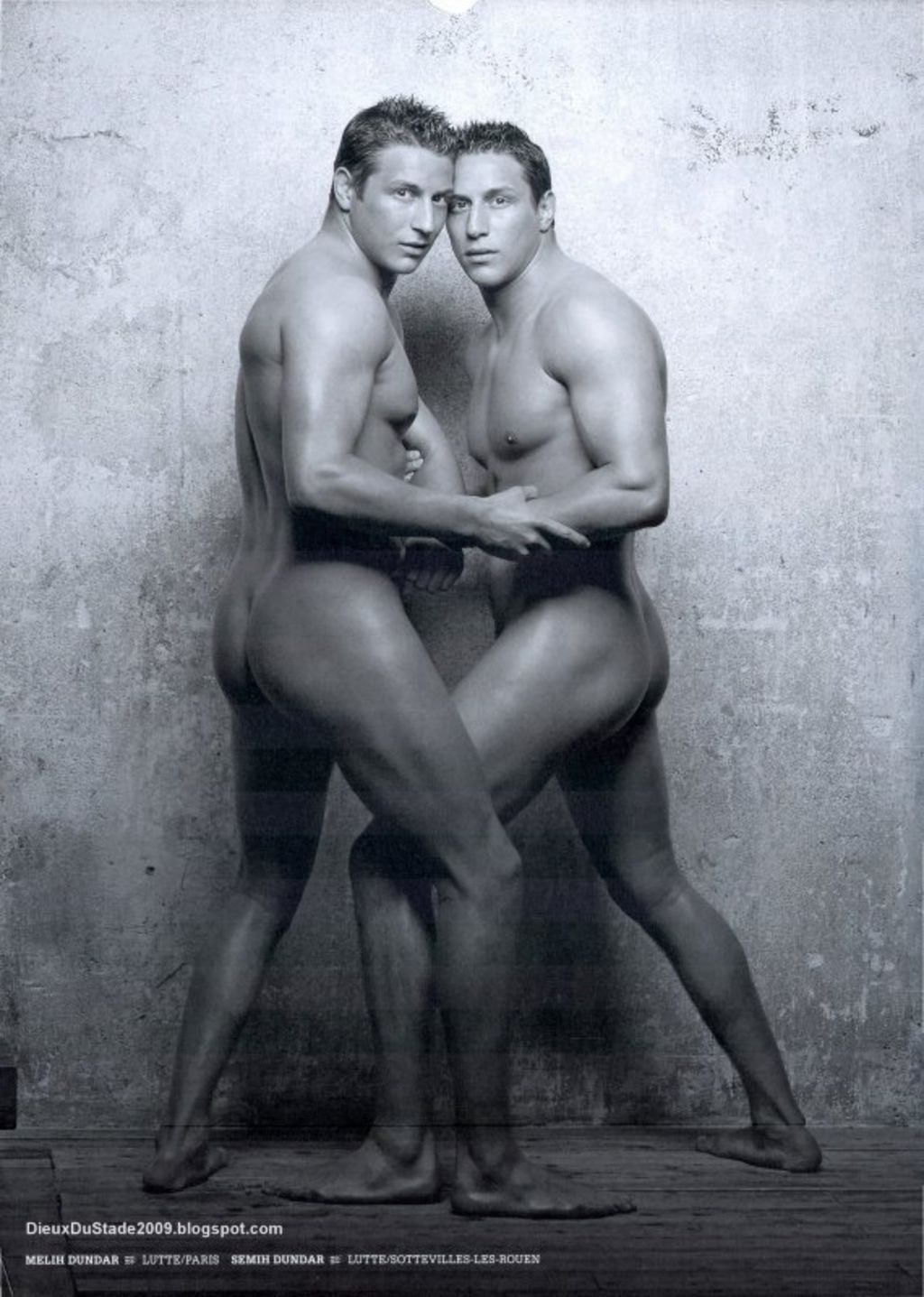 Tivipelado Gemeos Nus, Naked Male Twins,-8654