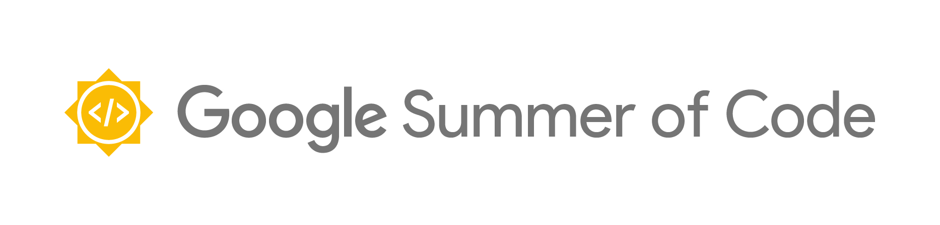 Google Summer of Code logo