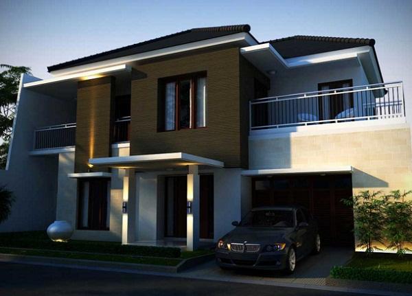 pastinya kita memerlukan tumpuan seputar model Foto Rumah Minimalis Terbaru 2 Lantai