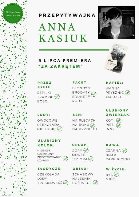 """""""PRZEPYTYWAJKA"""" - Anna Kasiuk"""