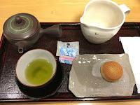 Zielona liściasta herbata Sencha