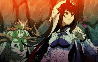جميع حلقات الأنمي Lord of Vermilion  مترجم تحميل و مشاهدة