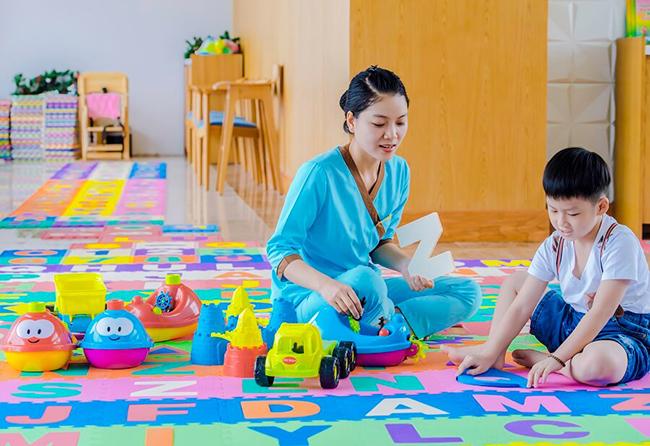 FLC Sầm Sơn - Khu vui chơi cho trẻ em trong nhà