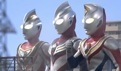 Ultraman Trigger TDG