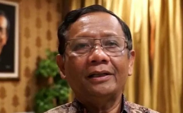 Anak dan Mantu Jokowi Ikut Pilkada, Mahfud MD: Hukum Tak Halangi Nepotisme