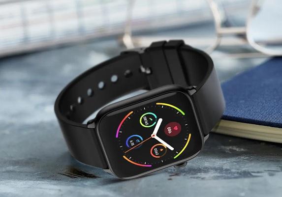 Ticwris GTS: smartwatch deportivo con sensor de temperatura corporal, ritmo cardíaco y podómetro