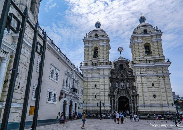Igreja de São Francisco, Lima, Peru