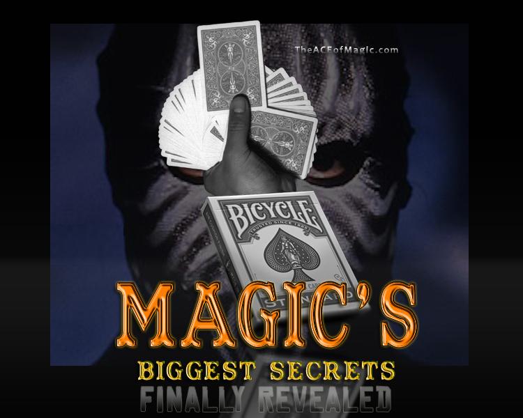 Magic Trick Revealed