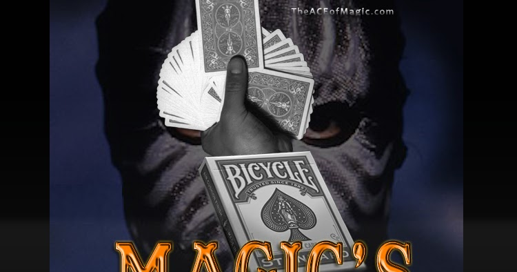 Magic Trick Revealed ~ The Ace of Magic