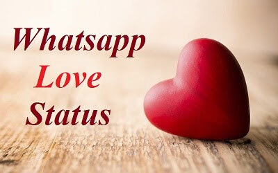 Love Status in English for Whatsapp