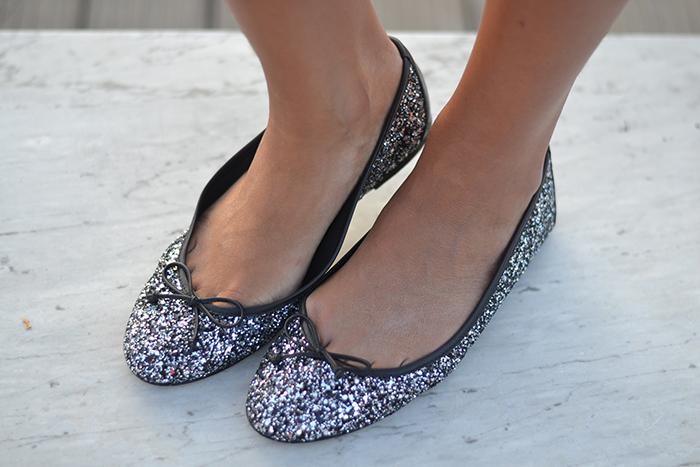 ballerine glitter