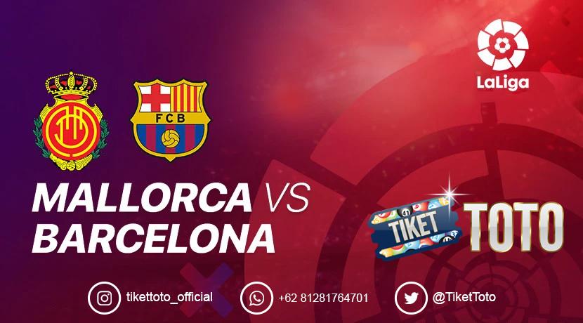 Real Mallorca Vs Barcelona Menanti Duet Luis Suarez dan Lionel Messi