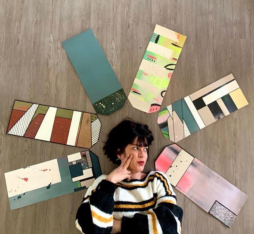 Entrevista a la creadora de Eiko, firma de bolsos de diseño
